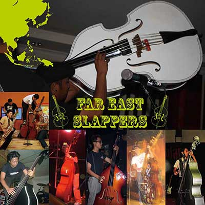 V.A - FAR EAST SLAPPERS CD